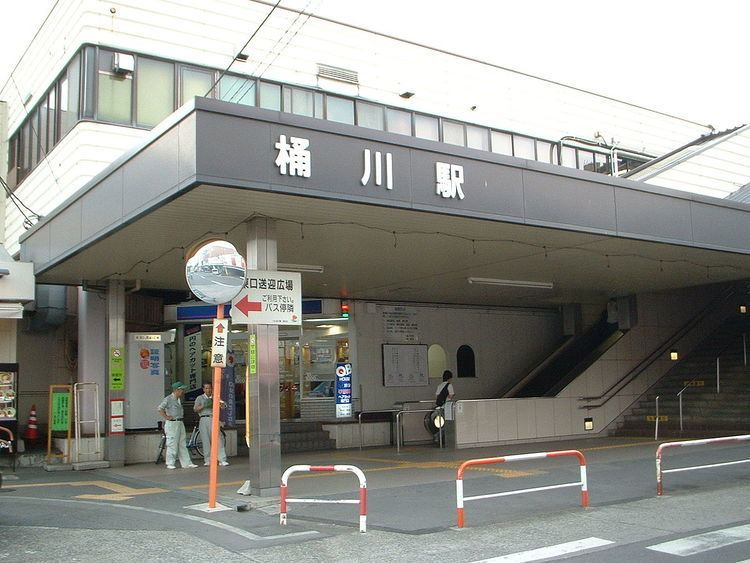Okegawa Station