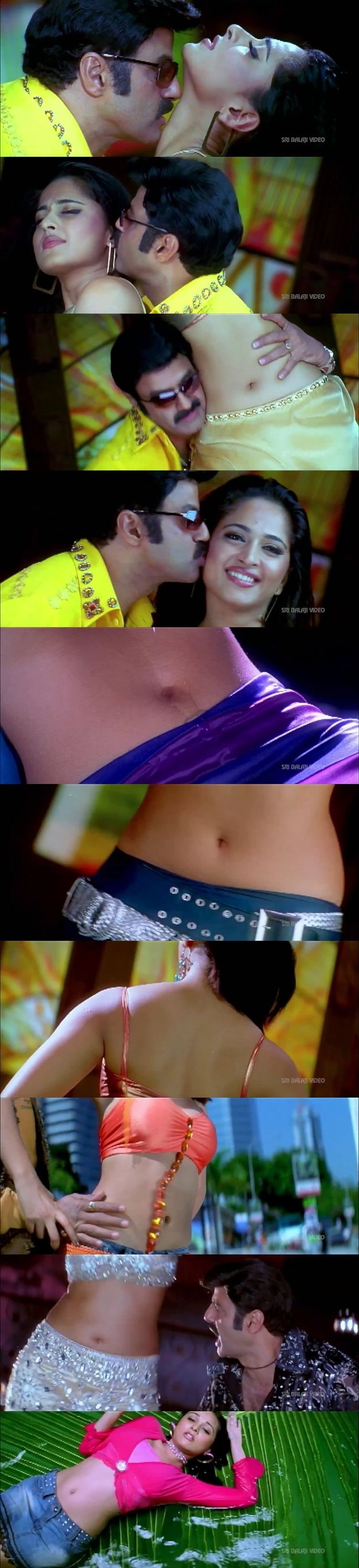 Okka Magaadu Okka Magaadu 2008 720p DVD Rip Hot Video Songs Anushka Shetty