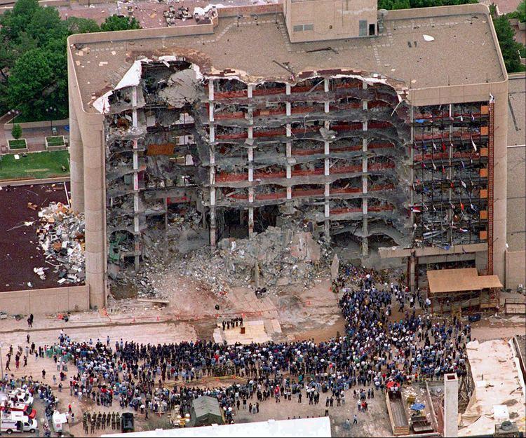 Oklahoma City bombing Photos Oklahoma City bombing 20 years later wwwajccom
