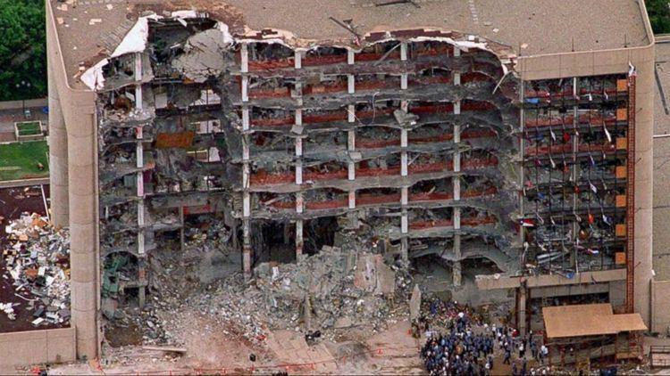 Oklahoma City bombing Remembering the Oklahoma City Bombing Video ABC News