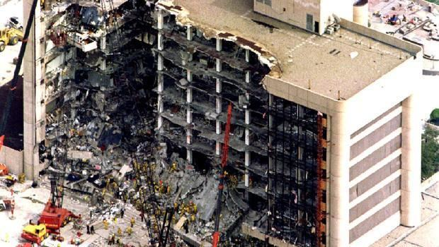Oklahoma City bombing 20 years later wounds remain from Oklahoma City bombing
