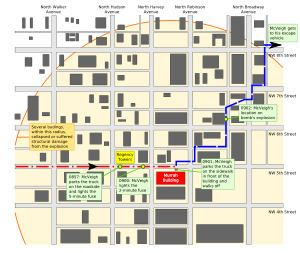 Oklahoma City bombing Oklahoma City bombing Wikipedia