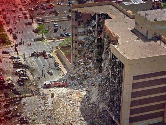 Oklahoma City bombing Nation commemorates 20th anniversary of Oklahoma City