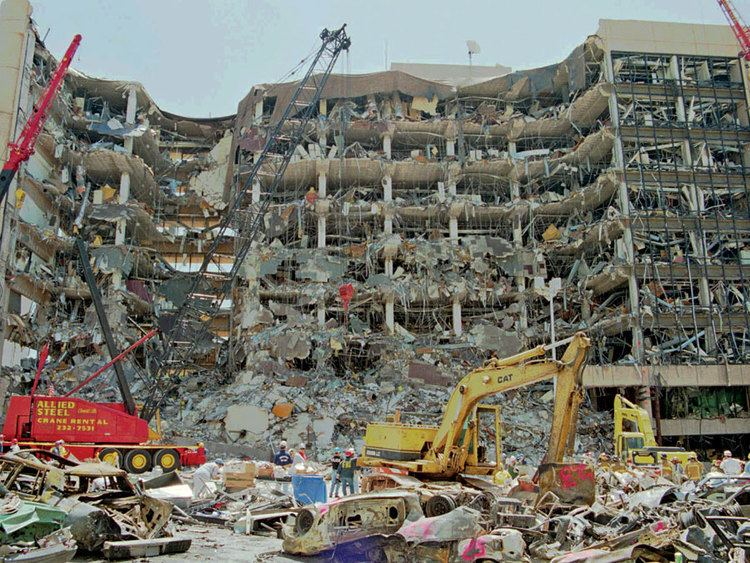 Oklahoma City bombing Oklahoma City bombing terrorist attack United States