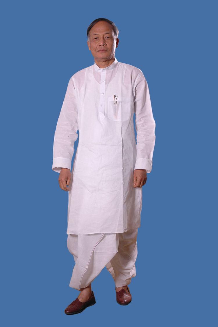 Okram Ibobi Singh Chief Minister of Manipur Manipur Pradesh Congress Committee