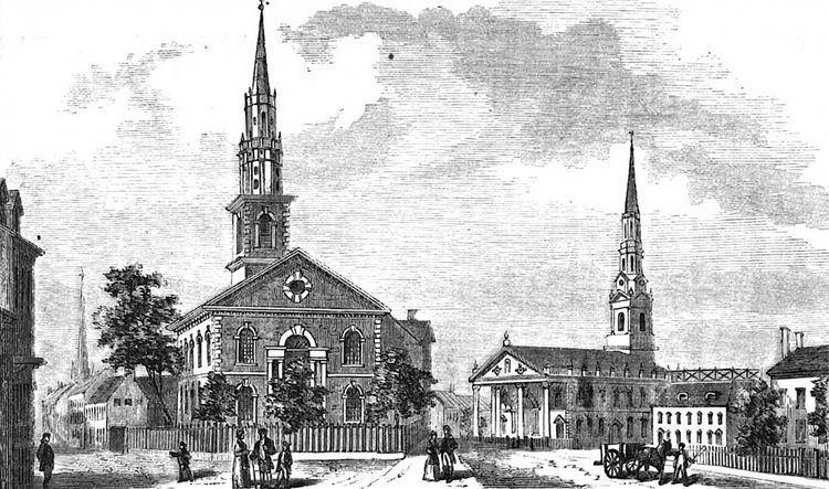 Old Brick Church (New York City)