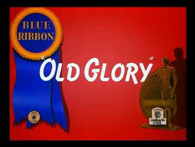 Old Glory (1939 film) Cartoons of 1939 089 Old Glory