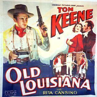 Old Louisiana movie poster