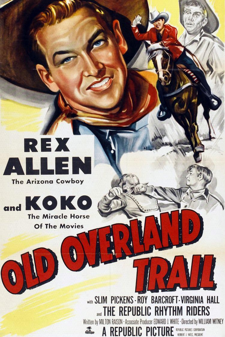 Old Overland Trail wwwgstaticcomtvthumbmovieposters42641p42641