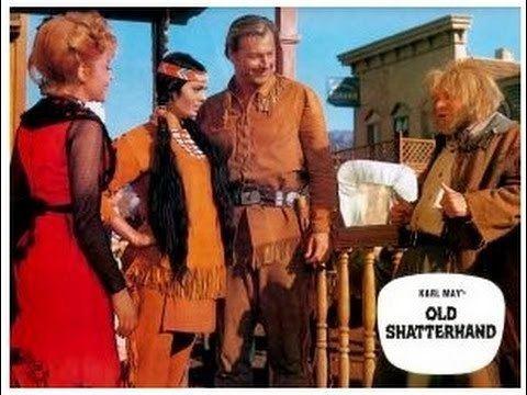 Old Shatterhand Film Alchetron The Free Social Encyclopedia