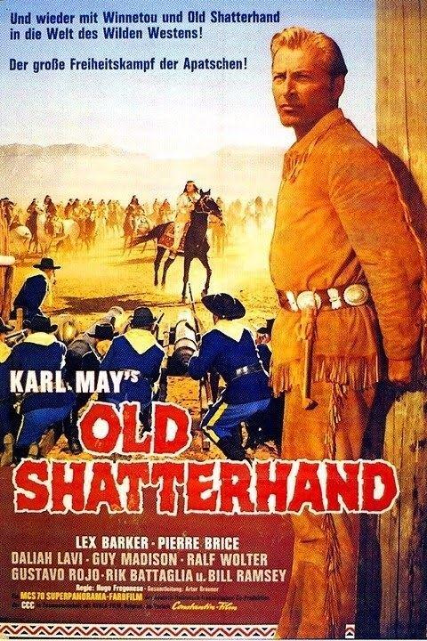 Old Shatterhand (film) wwwgstaticcomtvthumbmovieposters92494p92494