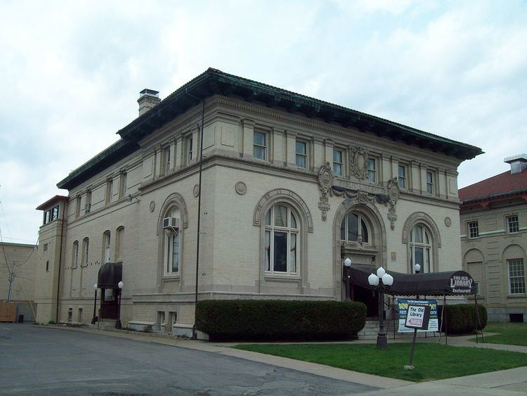 Olean Public Library