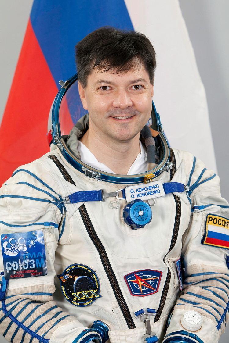 Oleg Kononenko Cosmonaut Biography Oleg D Kononenko