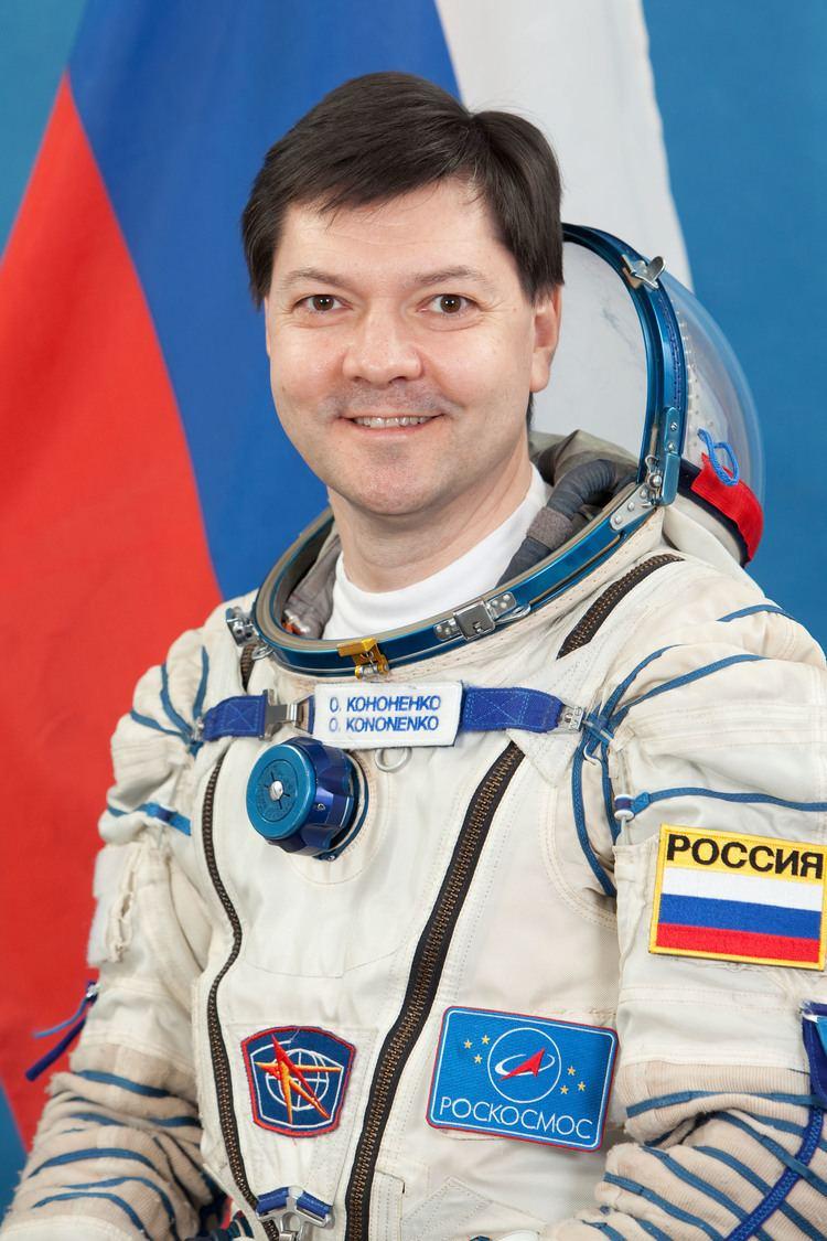 Oleg Kononenko Oleg Kononenko PromISSe Human Spaceflight Our