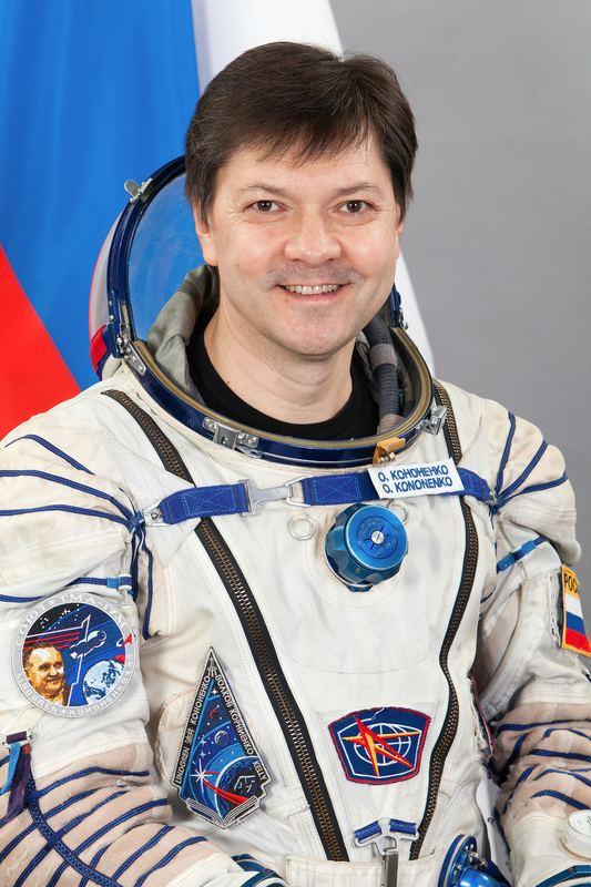 Oleg Kononenko Oleg Kononenko ISS Expedition 45