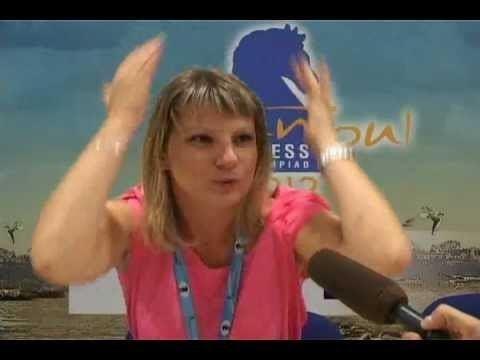 Olga Alexandrova Interview with Olga Alexandrova YouTube