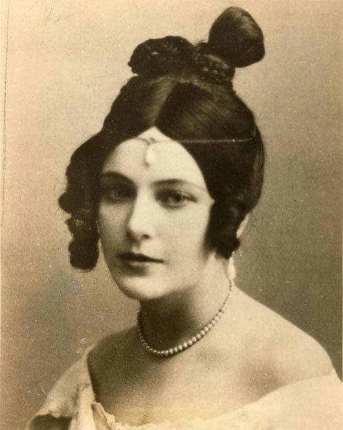 Olga Baclanova Olga Baclanova Wikipedia