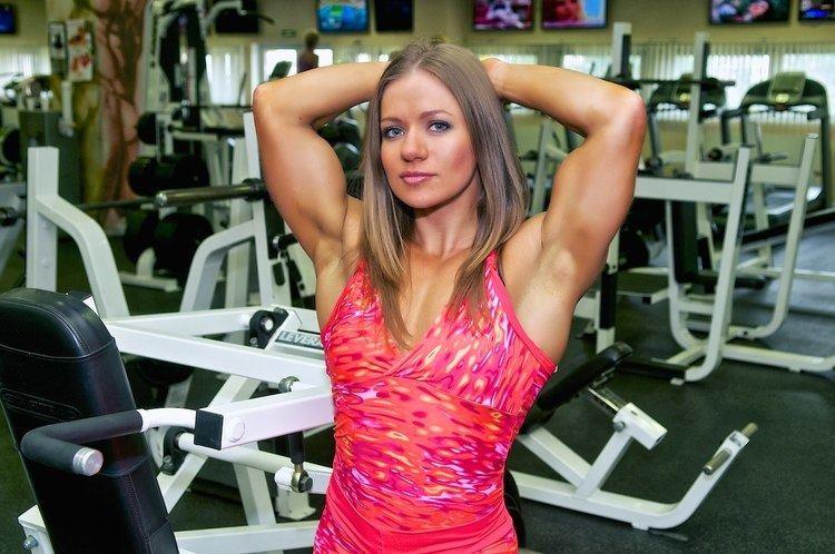 Olga Belyakova Olga Belyakova Beauty Muscle