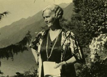Olga Fröbe-Kapteyn wwweranosfoundationorgbasicpicsolgafrobejpg