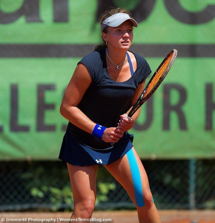 Olga Ianchuk WTA hotties 2015 Hot100 90 Olga Ianchuk oliaianchuk
