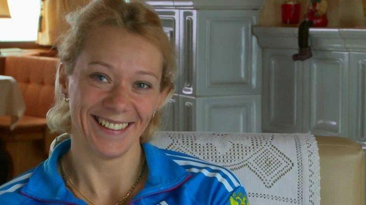 Olga Zaitseva Olga Zaitseva Balancing Biathlon and Family Life YouTube