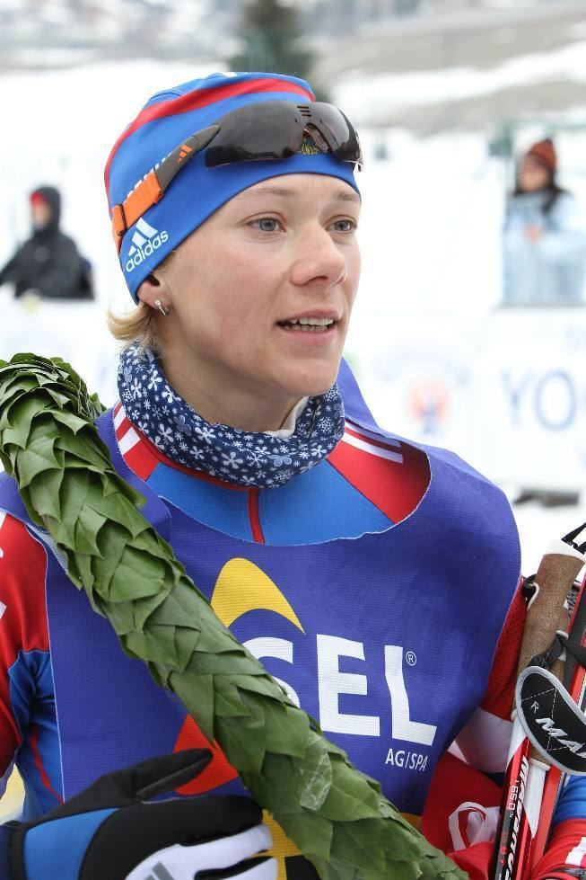Olga Zaitseva Biathlon News Olga Zaitseva got divorced