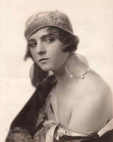 Olive Thomas Olive Thomas Broadway Photographs