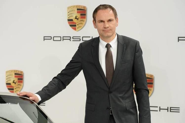 Oliver Blume Porsche Appoints Oliver Blume Chief Executive WSJ