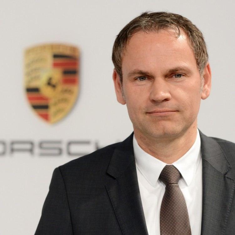 Oliver Blume Oliver Blume ist neuer PorscheChef Wirtschaft