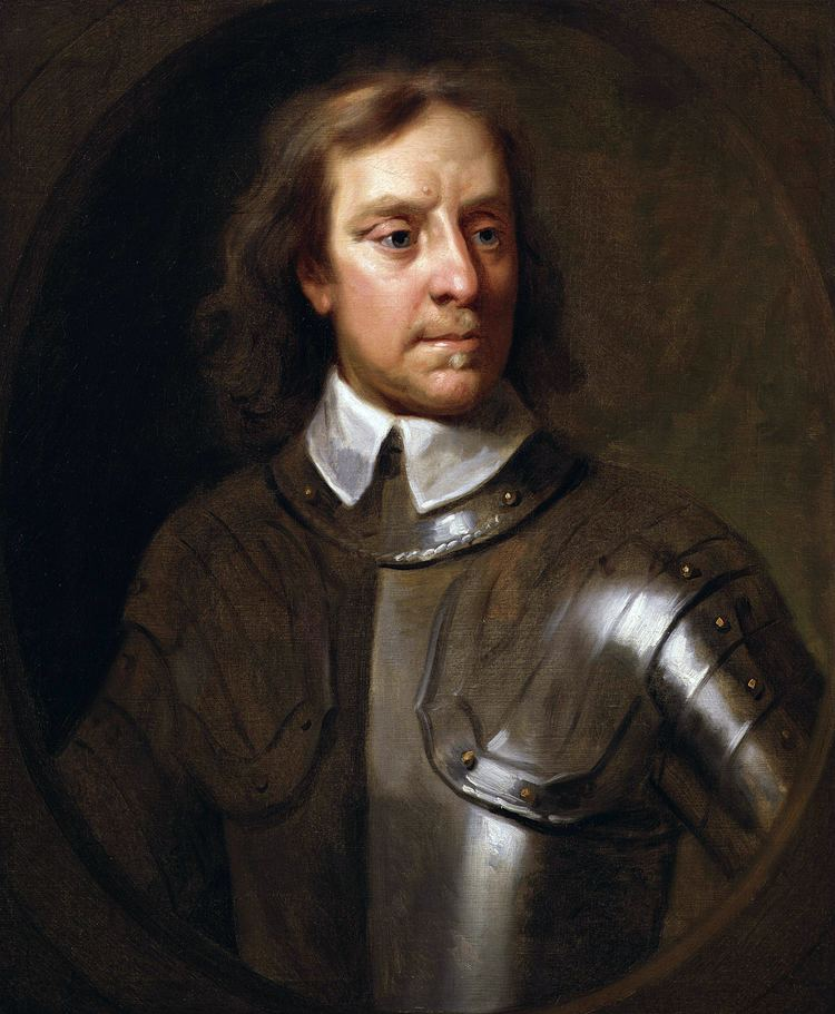 Oliver Cromwell Oliver Cromwell Wikipedia the free encyclopedia