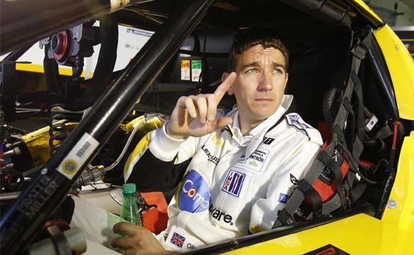 Oliver Gavin GRANDAM Oliver Gavin to Drive Corvette DP for Spirit of