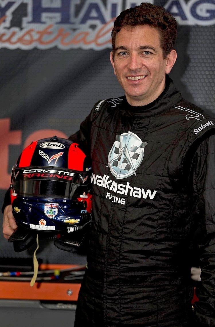 Oliver Gavin Oliver Gavin Joins Walkinshaw Racing for PIRTEK Enduro Cup