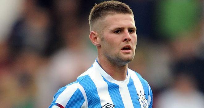 Oliver Norwood Championship Huddersfield midfielder Oliver Norwood