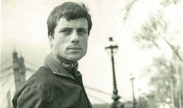 Oliver Reed Shy schoolgirl who stole the heart of Oliver Reed