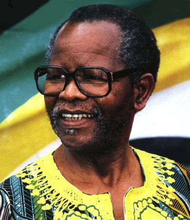 Oliver Tambo African Success Biography of Oliver TAMBO