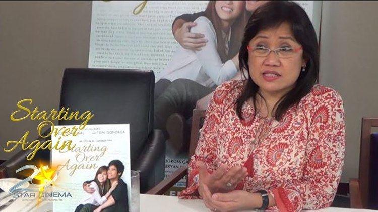 Olivia Lamasan Up Close with Direk Olivia M Lamasan YouTube
