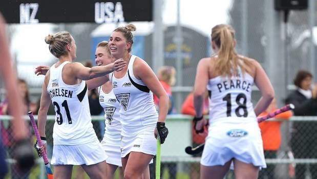 Olivia Merry Bruised bloodied Olivia Merry stars for Black Sticks in 150th match
