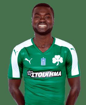 Olivier Boumal Panathinaikos 2016 2017