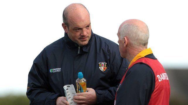 Ollie Baker Baker to take over Offaly RT Sport