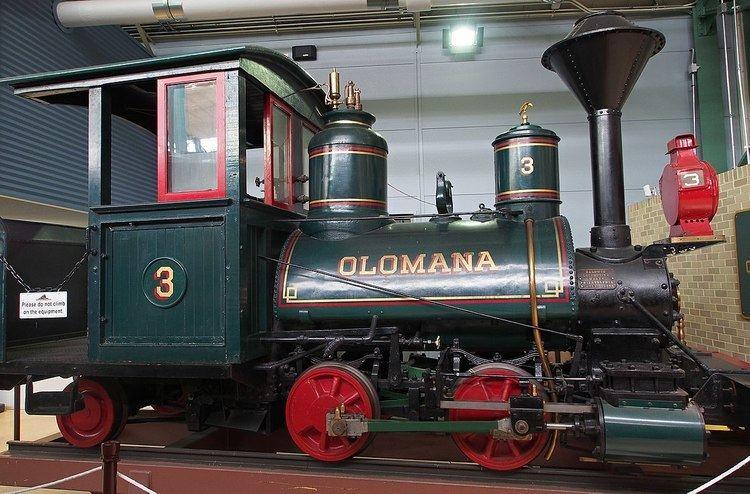 Olomana (locomotive)