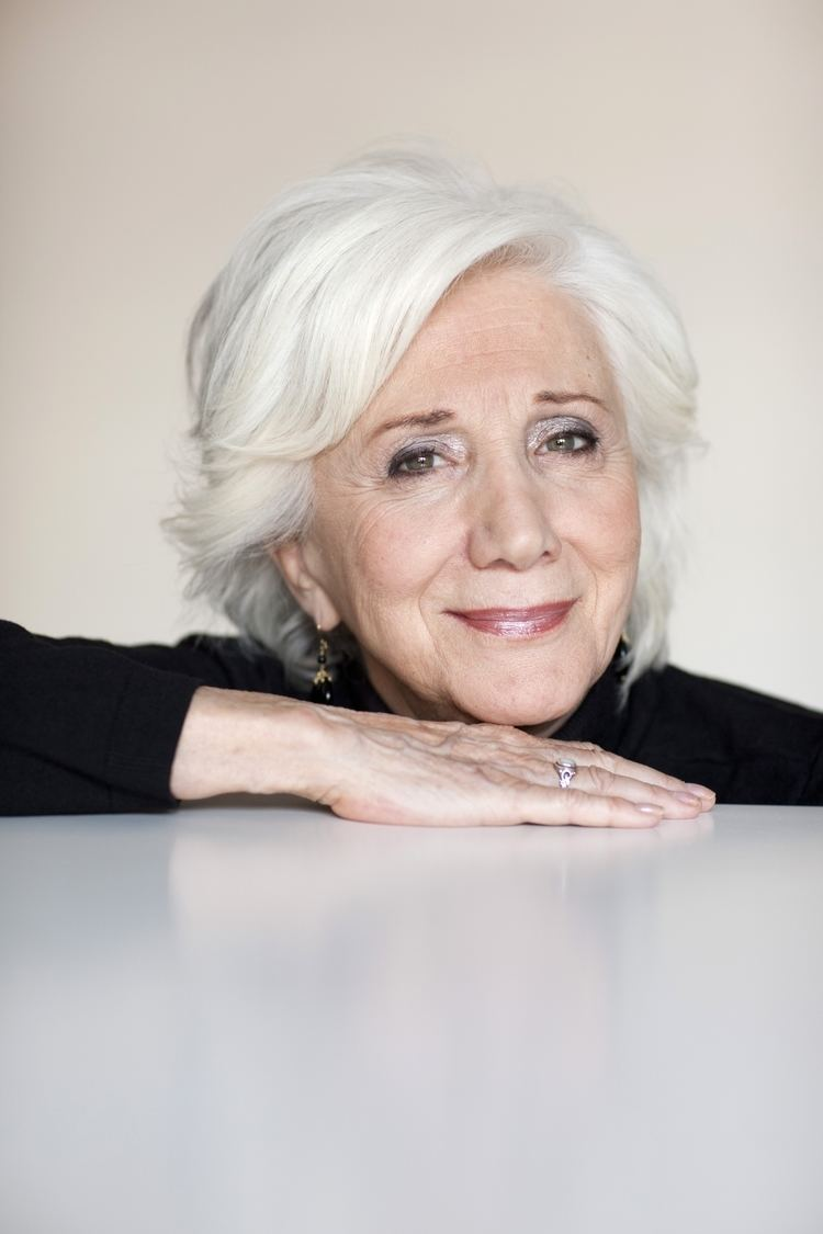 Olympia Dukakis Actress Olympia Dukakis Answers Our Fitness Questionnaire