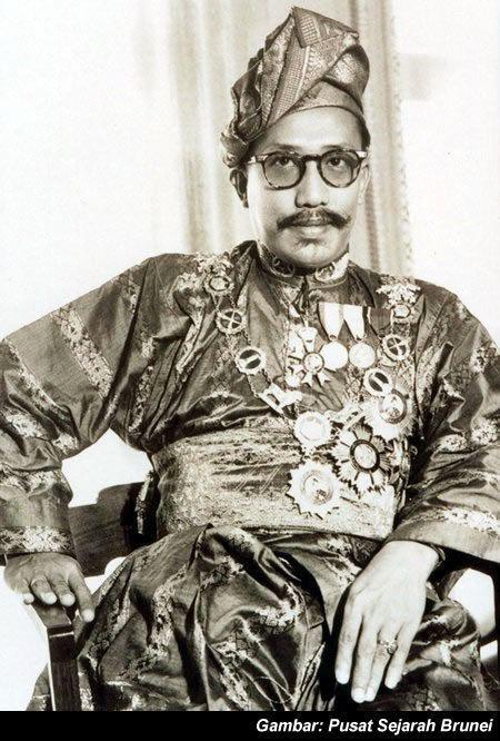 Omar Ali Saifuddien III Sultan Haji Omar Ali Saifuddien III The AMO Times