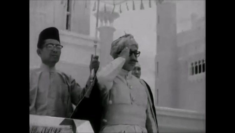 Omar Ali Saifuddien III Azan For The World Memory of Sultan Omar Ali Saifuddien Opening Of