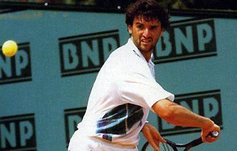 Omar Camporese 42 VOLTE OMAR Tennis Italiano e Internazionale
