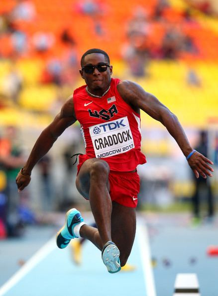 Omar Craddock Omar Craddock Photos IAAF World Athletics Championships