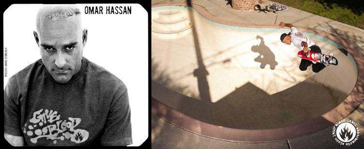 Omar Hassan (skateboarder) Omar Hassan Black Label Skateboards