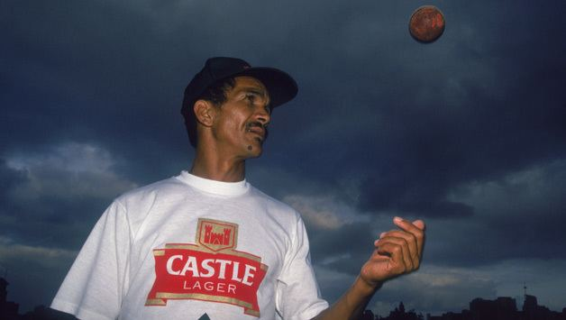 Omar Henry First nonwhite cricketer to appear for South Africa in
