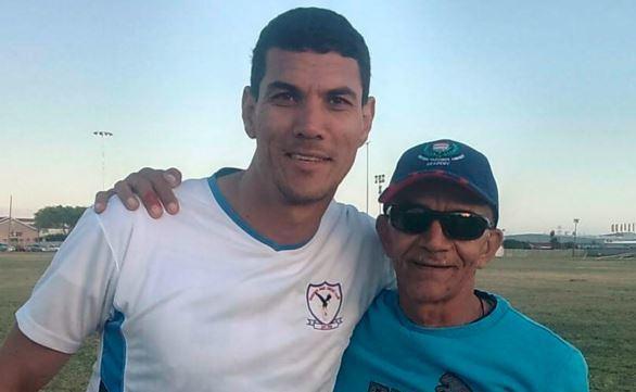Former SA spinner works with Hanover Park Cricket Club Club Cricket SA