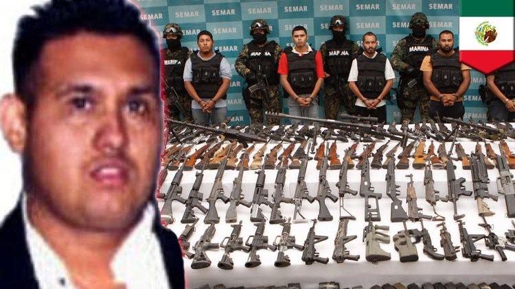 Omar Morales Mexican drug cartel bust Police arrest Los Zetas leader