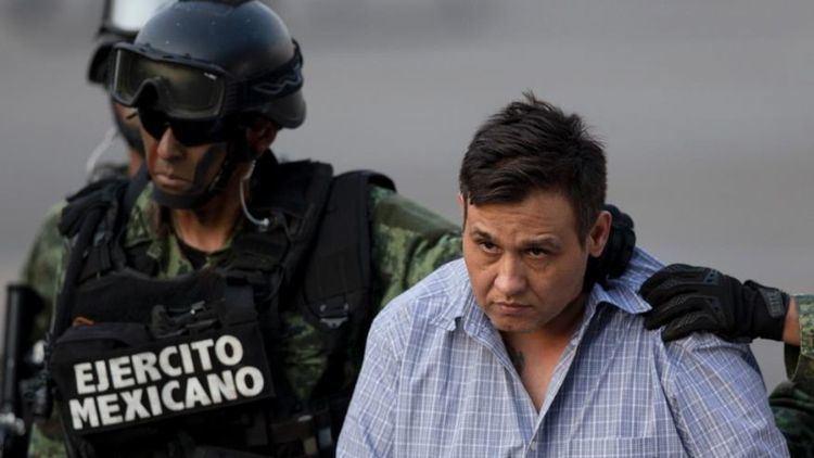 Omar Morales Official Mexico arrests Zetas cartel leader Omar Trevino